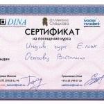 Сертификаты (11)