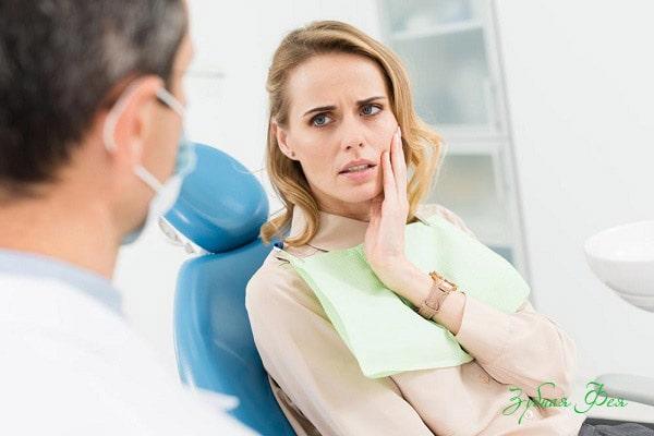 диагностика зубной боли