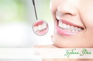 """шинирование зубов стекловолоконной лентой в стоматологии """"Зубная Фея"""""""