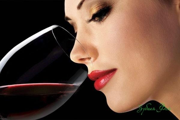 вино против кариеса